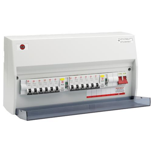 Hi Integrity Consumer Unit fuse box upgrades uk fuse box types at soozxer.org